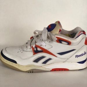 d102902009d Reebok Shoes - Reebok Pump Pump Court Victory II Sneakers